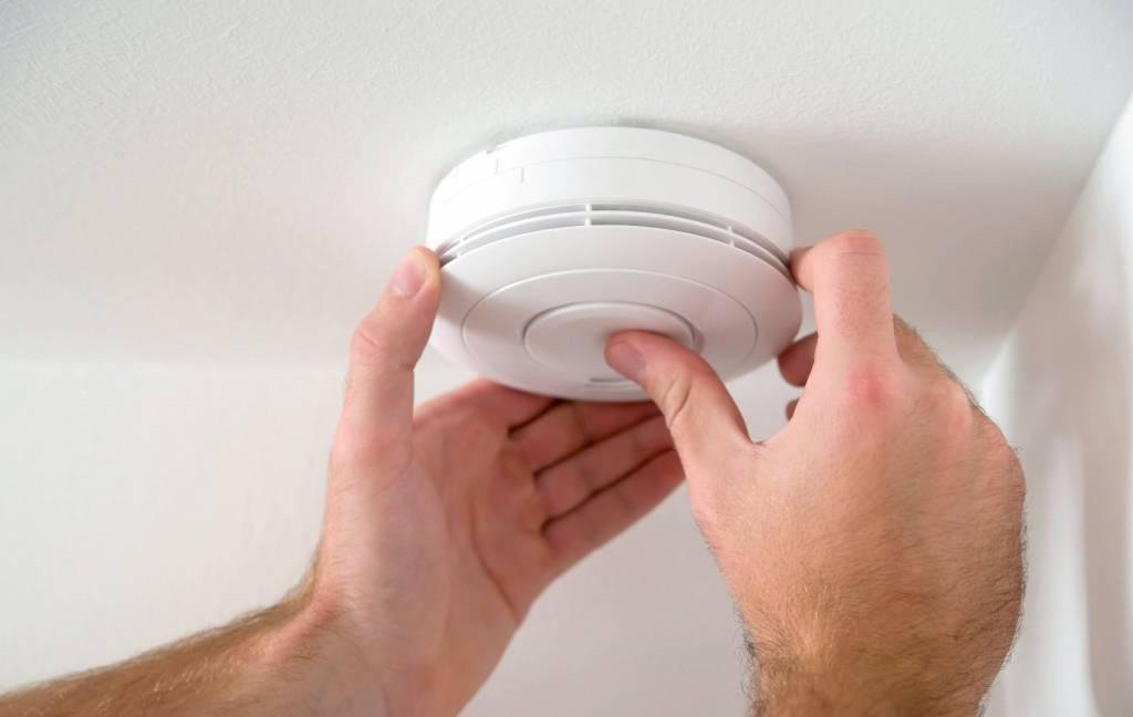 smoke detector maintenance